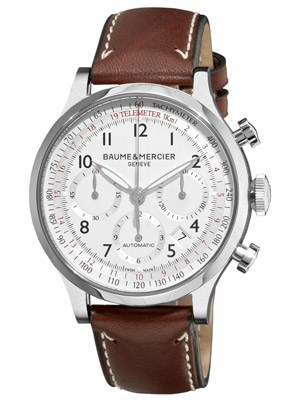 Baume & Mercier Capeland Automatic Flyback Chronograph MOA 10000