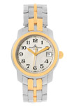 Baume & Mercier Capeland MV 045215 18K Gold & Steel Quartz