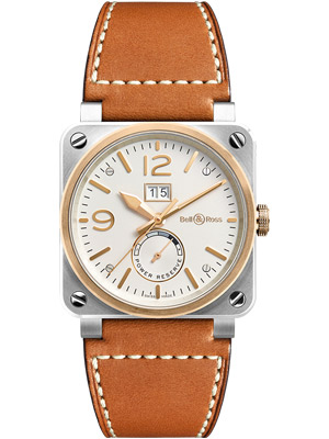 Bell & Ross BR 03-90 Steel & Rose Gold Automatic