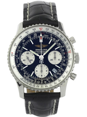 Breitling Navitimer Chronograph Automatic Watch with Rotating Bezel