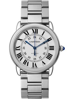 Cartier Ronde Solo WSRN0012 36 mm Steel