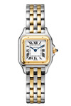 Cartier Panthere Ladies Small Steel Gold Two Tone