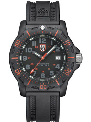 Luminox Watch Black Ops Carbon 8800 Series