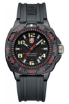 Luminox Men's 215 Sentry 0200 Black Dial With Red Markings