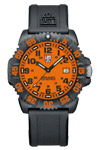 Luminox Navy Seal Colormark 44mm Orange Dial