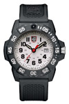 Luminox Navy SEAL Quartz White Dial