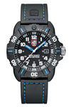 Luminox Coronado 3023 with Carbon Reinforced Case Blue Stitching