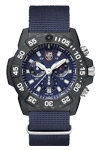 Navy SEAL Chronograph - 3583.ND Blue Dial and Strap