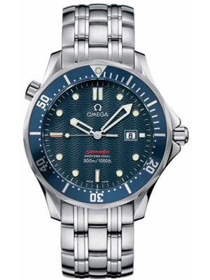 Omega Seamaster James Bond 41mm Men's Quartz