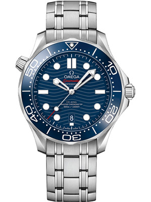 Omega Seamaster James Bond 42 mm Co-Axial 210.30.42.20.03.001