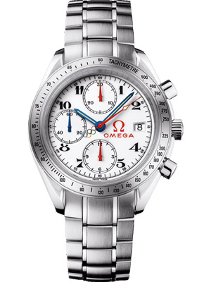 Omega Speedmaster Olympic Limited Edition Men's Automatic
