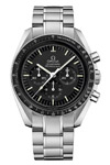 Omega Speedmaster Moonwatch Black Dial