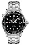 Omega Seamaster James Bond Automatic Black Ceramic Bezel