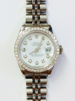 Rolex Ladies Datejust 79174 2003-2004