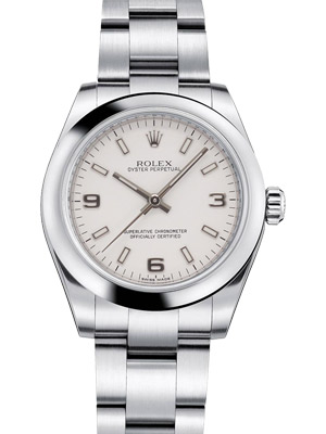 Rolex Oyster Perpetual Ladies Datejust 31 mm White Dial