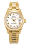 Rolex Ladies Presidential 69178 18K Gold