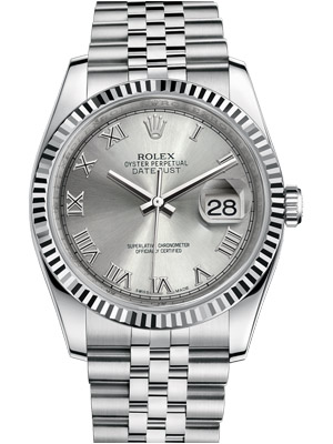 Rolex Oyster Perpetual Datejust 36 mm 2018
