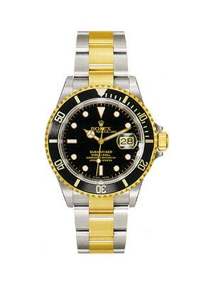 Rolex Watche Black