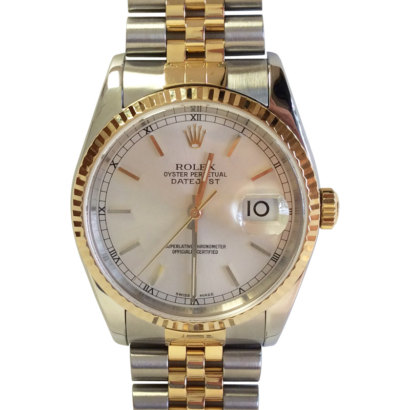 Rolex Oyster Perpetual Datejust - Official