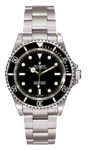 Rolex Submariner (No Date) with Black Dial