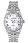 Pre-Owned Rolex Stainless Steel Datejust