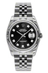 Rolex Oyster Perpetual Stainless Steel Datejust
