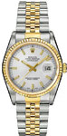 Rolex Watch Oyster Dial Chronometer 16233