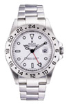 Rolex Watch Explorer II White Dial Dual Time Zones 16570