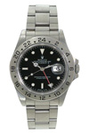 Rolex Explorer II with Black Collectible Dial Pre-Owned