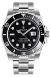Submariner 116610 New Style Black Dial