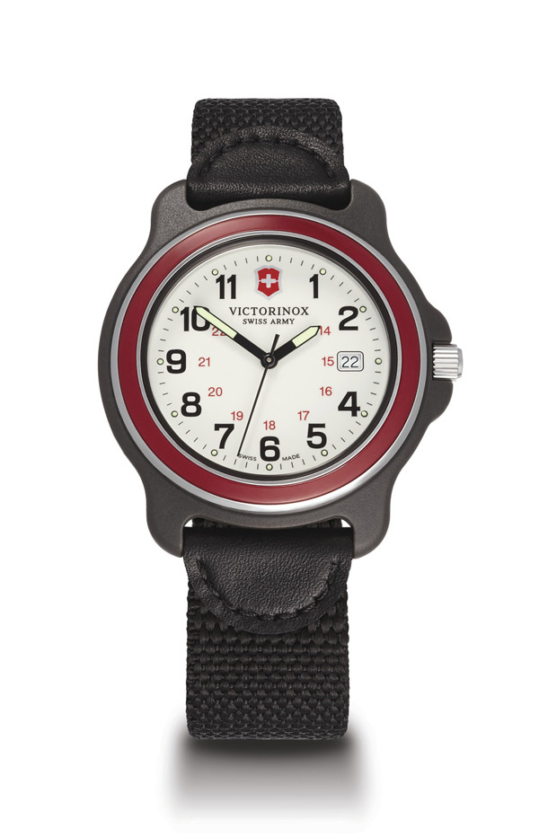 часы victorinox swiss army original парфюма