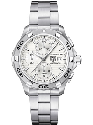 Tag Heuer Aquaracer Men's Automatic Silver Dial