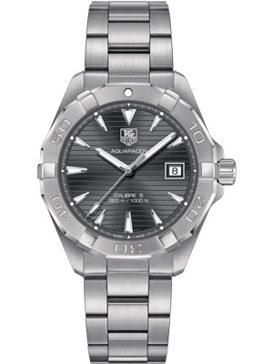 Tag Heuer Aquaracer WAY2113 Automatic Perpetual Men' s Watch