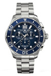 Tag Heuer Aquaracer CAN1011-BA0821 Quartz Blue Dial