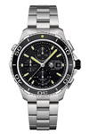 Tag Heuer Aquaracer Automatic with Black Dial CAK 2111