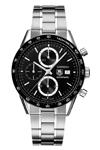 Tag Heuer Carrera Automatic Chronograph CV 2010 with Black Dial